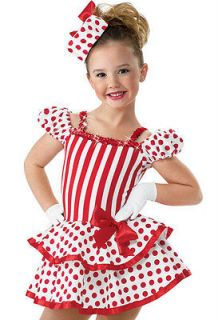 Dance Skate Costume Dress Jazz Tap Twirl Strut 5015