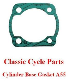 Tomos Revival Streetmate Arrow A55 Cylinder Base Gasket
