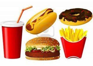 20 Atlantic City NJ Area McDonalds Popeye's KFC burger kings AND