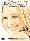 Hilary Duff   All Access Pass DVD, 2003