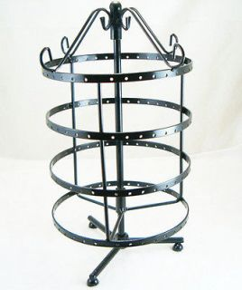 Newly listed Black Jewelry Holder Display Rack For Earrings d016