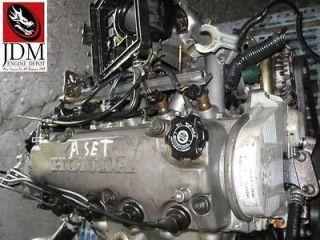 96 00 HONDA CIVIC LX DX SOHC 1.3L NON VTEC OBD2 ENGINE JDM D13B