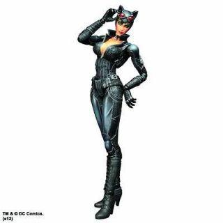 Arkham City Play Arts Kai Action Figure DC Universe Square Enix