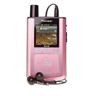 Pioneer Inno XM2go Portable Satellite Radio/MP3 Player (Pink)