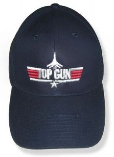 Top Gun Exclusive Embroidered Cap or Hat Tom Cruise