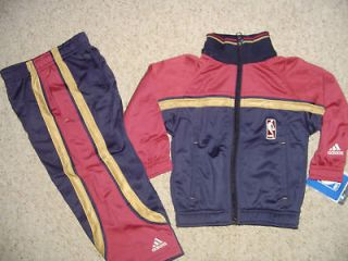 red adidas tracksuit in Clothing,