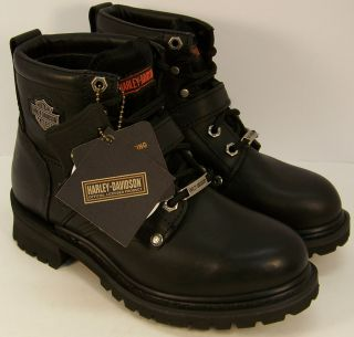 Harley Davidson 81024Womens Faded Glory Motorcycle Boot New in Box