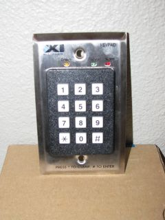 eXI DKY keypad