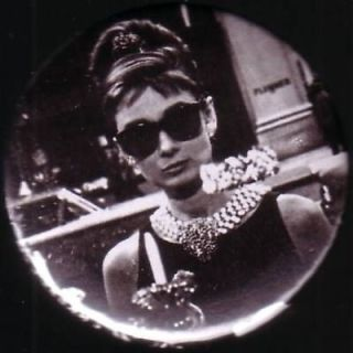 25 pin button badge magnet BREAKFAST AT TIFFANYs 1961 HOLLY TV