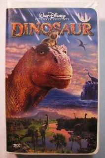 Walt Disney DINOSAUR VHS VIDEO