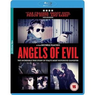 Angels Of Evil   Kim Rossi Stuart, Filippo Timi   New DVD