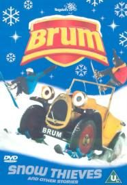 BRUM SNOW THIEVES & OTHER STORIES DVD NEW & FACTORY SEALED
