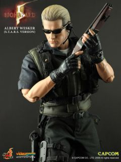 hottoys Albert Wesker Biohazard 4 Resident Evil Raccoon City