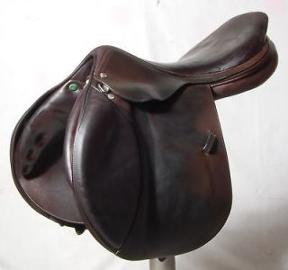 18.5 AMERIGO JUMPING SADDLE (SO7771), great price ! perfect !