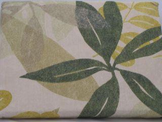 Rainforest Green Leaf Tropical Duvet Comforter Cover