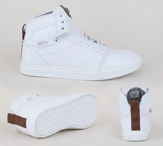 Vans alomar villa white Trainers High Tops authentic Otw Shoes Mens