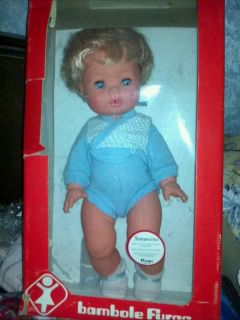 TOMASINO BABY BOY DOLL ANATOMICALLY CORRECT. NEW OLD STOCK IN BOX