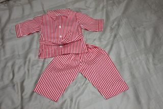 american girl molly pajamas