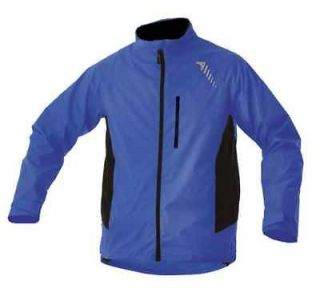 Altura Nevis Waterproof Mens Bike / Cycling Jacket   X Large Blue
