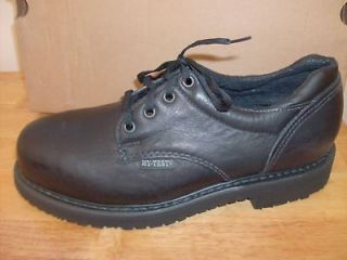 NIB Womens Hytest USA Made Steel Toe Oxford Shoes SIZES