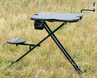 Big Game Deluxe Shooting Bench AR02 B