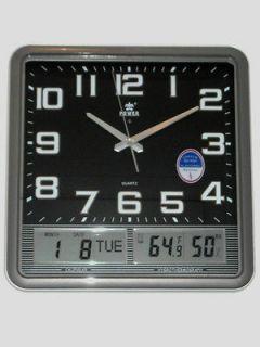 Newly listed POWER LCD DISPLAY DIGITAL WALL CLOCK (PW0575BMKS)