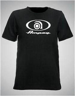 ampeg logo teeshirt, size and colour choice