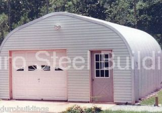 Duro Steel 20x20x12 Metal Buildings DiRECT DIY Garage Workshop Incl