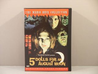 Dolls for an August Moon (DVD, 2001) Edwige Fenech