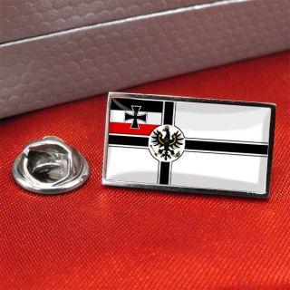 German War Ensign Flag Lapel Pin Badge/Tie Pin
