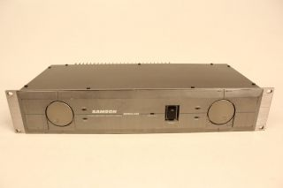 Samson Servo 240 Stereo Studio Power Amplifier Servo 240 * SHIPS