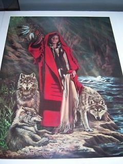 Cross Penni Ann Red Riding Hood Wolve