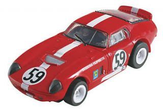 AFX #59 Daytona Coupe Collector Series HO Scale Slot Car 71250