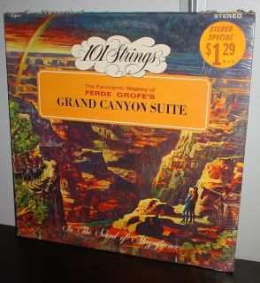 SEALED 101 Strings / Grand Canyon Suite LP