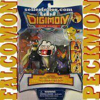 DIGIMON Data Squad DIGIVOLVING FALCOMON PECKMON