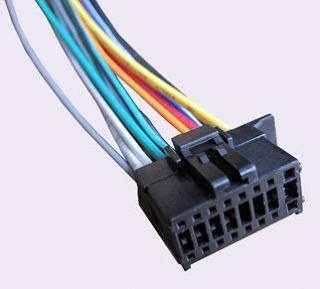 Wiring Harness Fits Pioneer DEH X7500S DEH X8500BH DEH X8500BS DEH