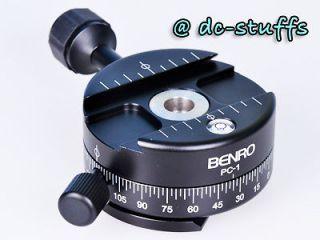Genuine Benro PC 1 Panoramic Panorama Head for B1 B2 B3 B4 Ball Head