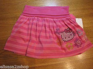 Girls Hello Kitty Sanrio HK Scooter FG56024 CER skort 5 pink NWT^^