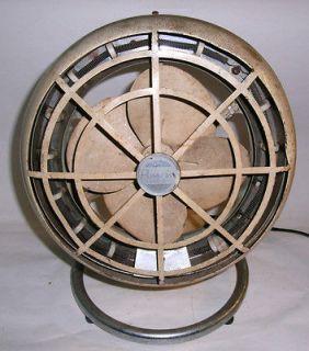 Art Deco Vintage Arvin Fan/ Heater Combo 1 speed Model 5000