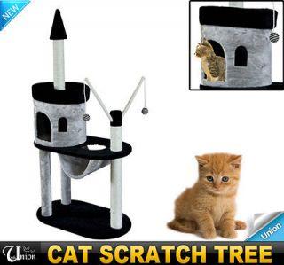 Armarkat Sky Blue Cat Furniture Tower pet tree condo 7 level B3803