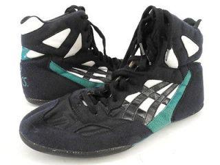 ULTRA RARE Asics Split Second III Wrestling Shoes Size 10 (Rulon,Kolat