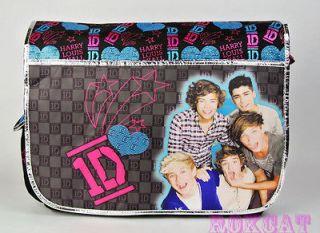 One Direction School Messenger Bag Cross Body ROKCAT