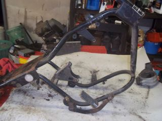 ARCTIC CAT whisker frame I have lots more parts for this mini bike