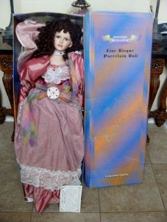 NEW Huge 4feet Ashley Belle Collection porcelain Doll, 884/1984