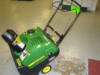 john deere snow thrower in Snow Blowers