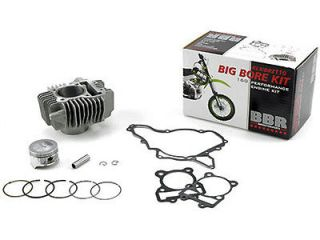 BBR 160 cc Big Bore KIT   Kawasaki KLX 110, Suzuki DRZ 110   411 KLX