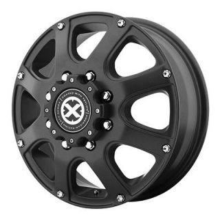 16x6 American Racing ATX Ledge Dually Teflon Wheel/Rim 8x165.1 8 165.1