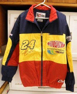 Chase Authentics Jeff Gordon NASCAR Jacket Large