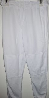 Russell   Youth Athletic Baseball Pants White SizeXSmall & XXLarge