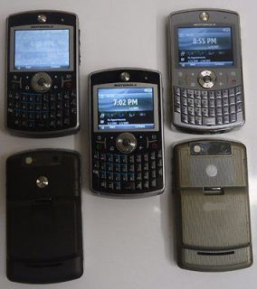 Newly listed 5 MOTOROLA Q9h AT&T CELL PHONES LOT CAMERA W/HOME CAR